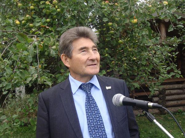 Марсель Салимов на фестивале Словенское поле – 2013