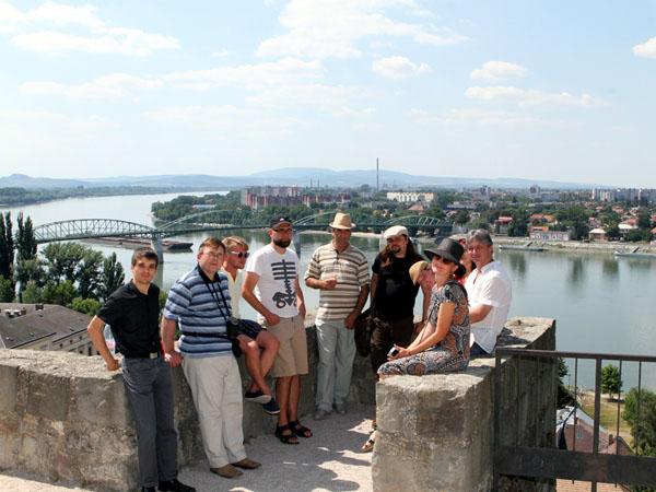 Литературный фестиваль в Венгрии (2013)