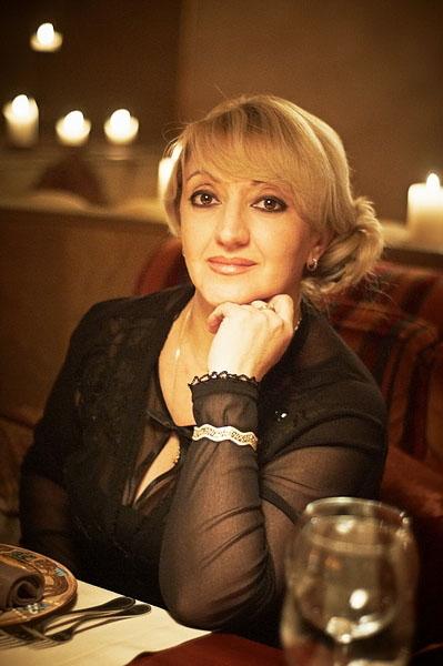 поэт Ольга Козлова-Борисова