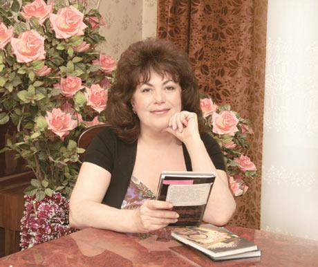 Тальвердиева Рита Моисеевна