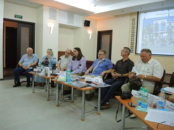 Официальный визит делегации Интернационального Союза писателей в Чувашию