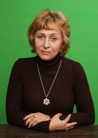 Татьяна Эдел (Рябченкова)