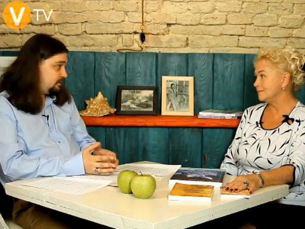 Новый выпуск авторской телепередачи Александра Гриценко «За книгой»