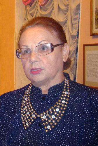Грицук Ирина Алексеевна
