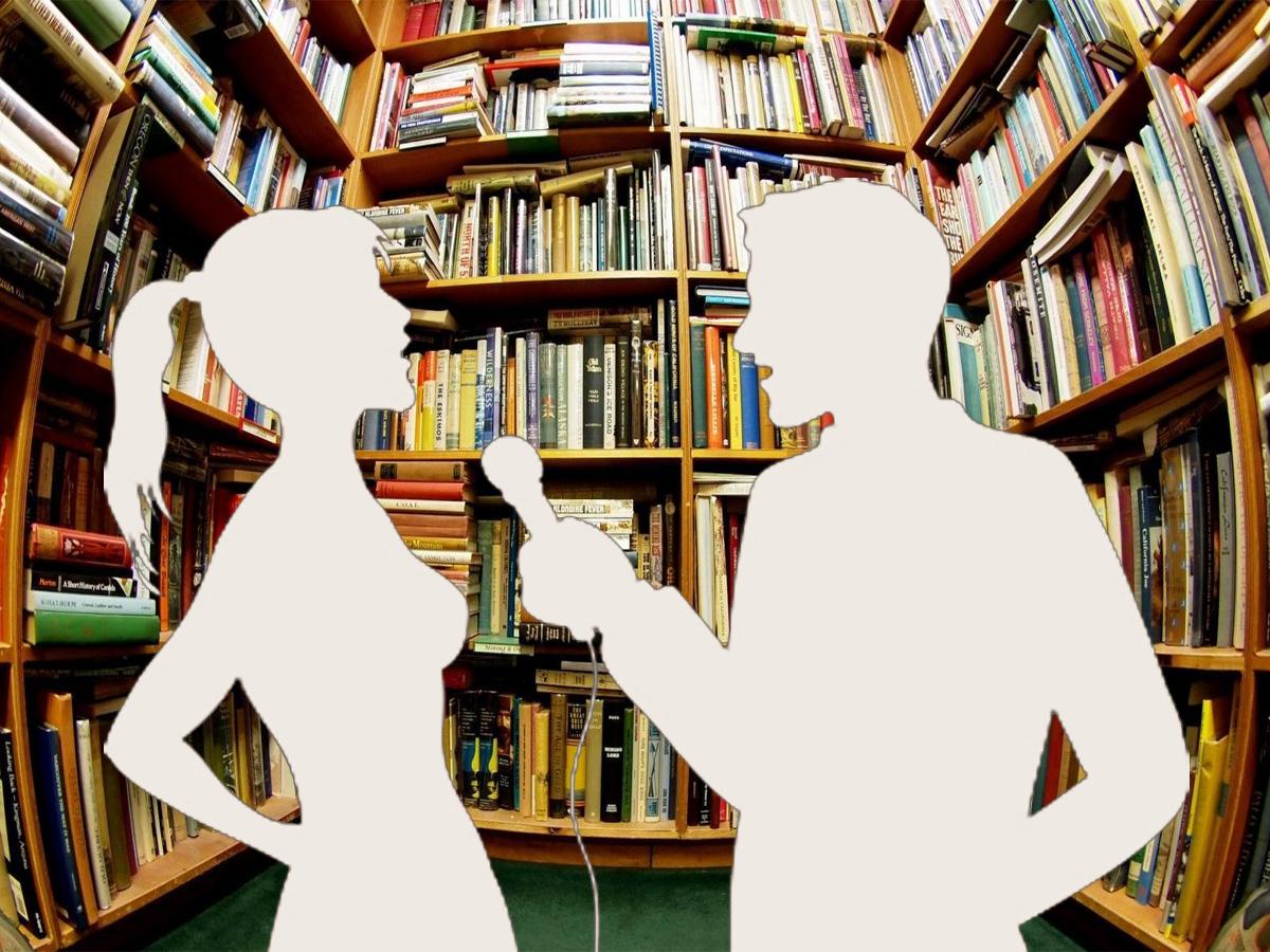 Телепередача «За книгой»