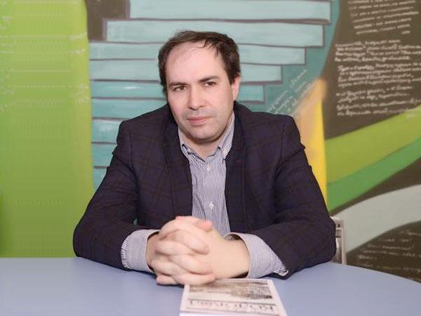 Максим Замшев