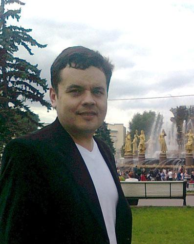 Олег Юрьевич Агапов (Олег Дольский)