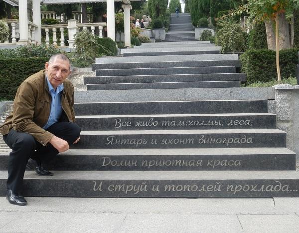 Николай Балицкий: всё когда-то бывает впервые