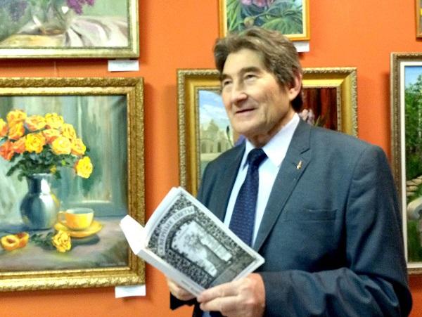 В Москве прошли творческие встречи знаменитого сатирика Марселя Салимова