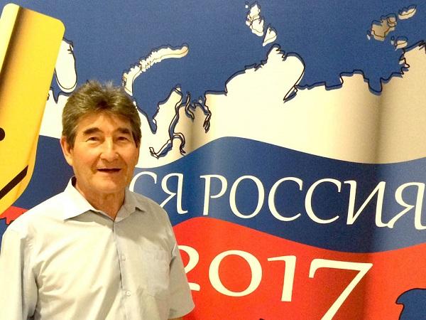 Марсель Салимов за здоровый оптимизм!