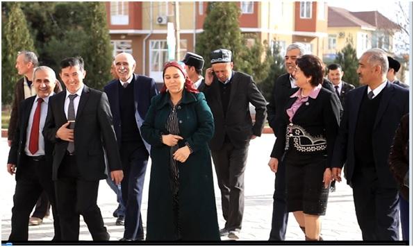 В Таджикистане прошла  презентация двух книг кандидата ИСП Хасанбоя Гаюбова