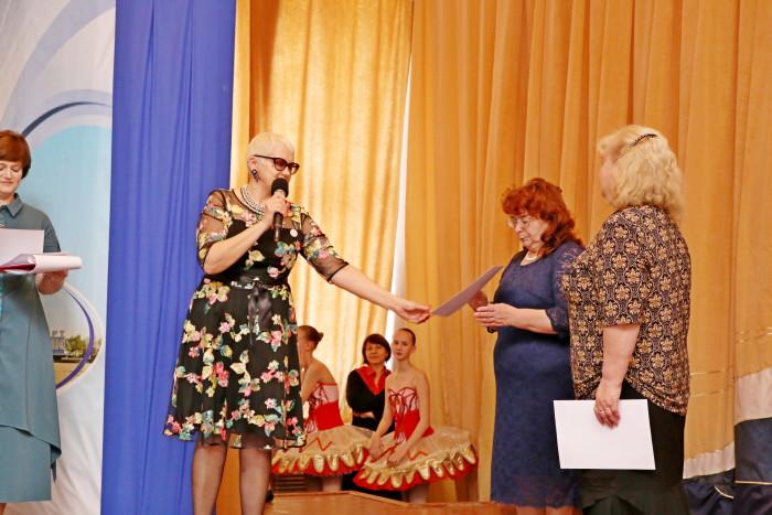 Поздравления Соболевой Юлии Николаевны депутата городской Думы председателя Геленджикского отделения РГО