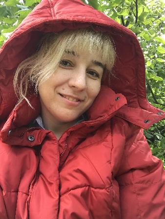 Елена Солодова: «Гостья из будущего» – неожиданный ракурс