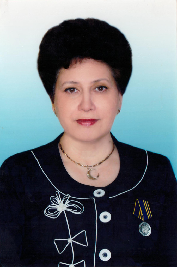 Нурия Валиахметова