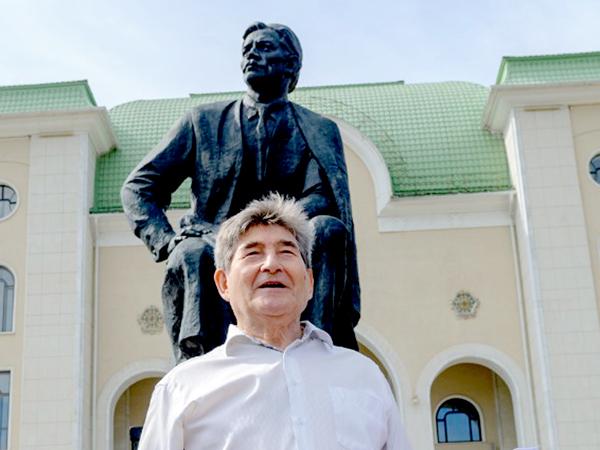 Марсель Салимов принял участие в Дне памяти классика башкирской и татарской литератур Мажита Гафури