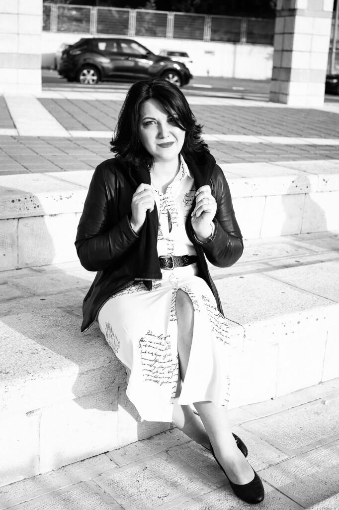 Анна Подгорная «Разбивая барьеры черствости стихотворением»