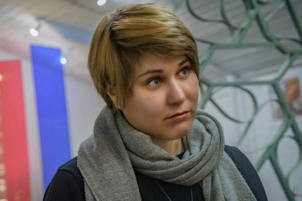 Дарья Верясова. фото
