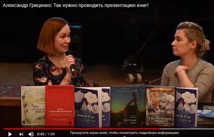 презентация книг