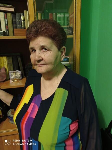 Наталья Наумовна