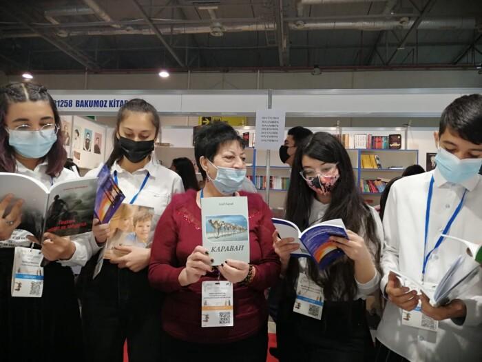 Завершилась 7-я Бакинская международная книжная выставка-ярмарка