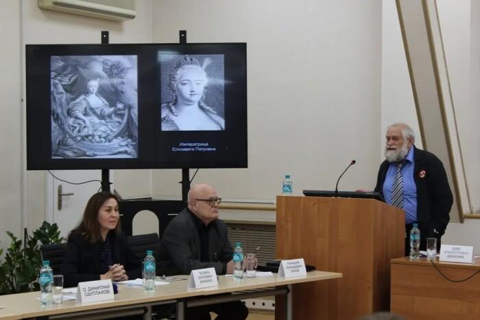 Круглый стол, посвящённый 700-летию со дня смерти  Данте Алигьери
